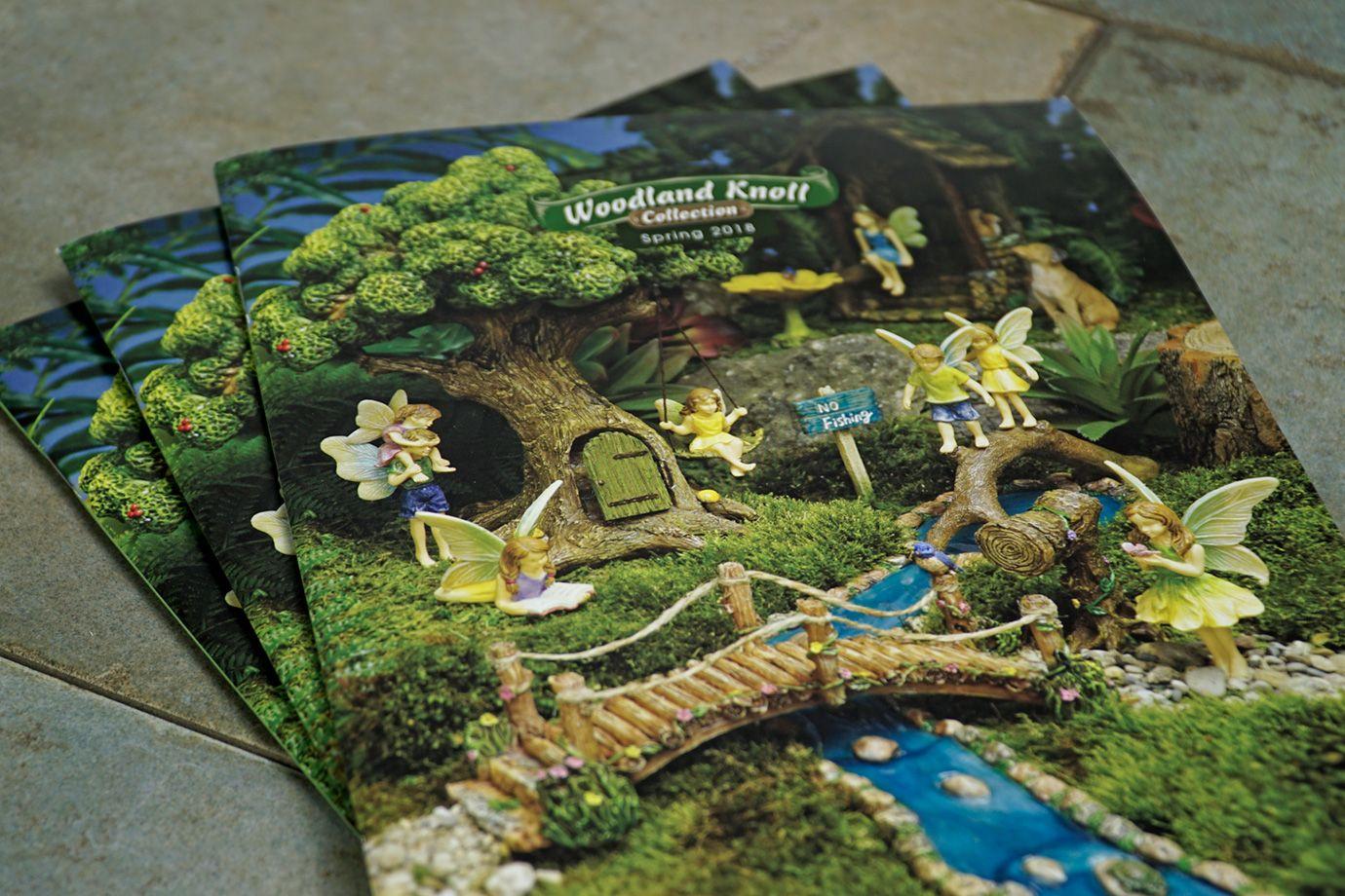 Woodland Knoll Catalog - Print design in Elkhart/Goshen, Indiana