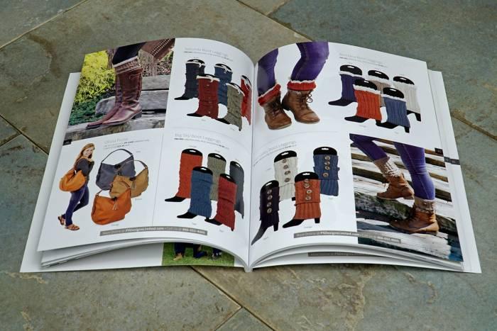 Paige Danielle Catalog - Print design in Elkhart/Goshen, Indiana