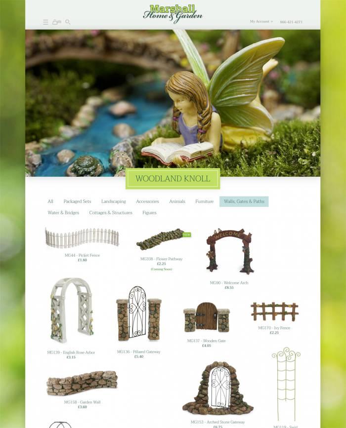 Marshall Home And Garden